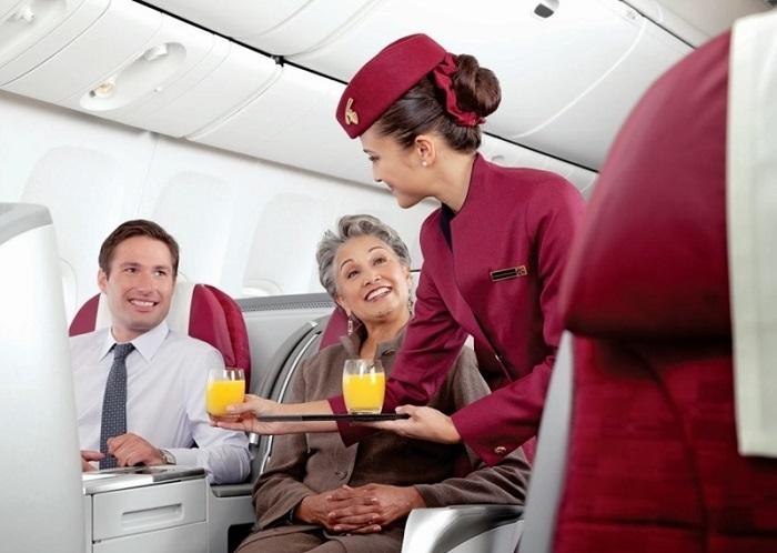 'Bật mí' những điều tiếp viên hàng không chú ý và kinh nghiệm khi lên máy bay hữu ích