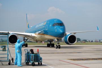 Mới nhất! Cập nhật các chuyến bay hồi hương từ Đài Loan về Việt Nam tháng 8,9