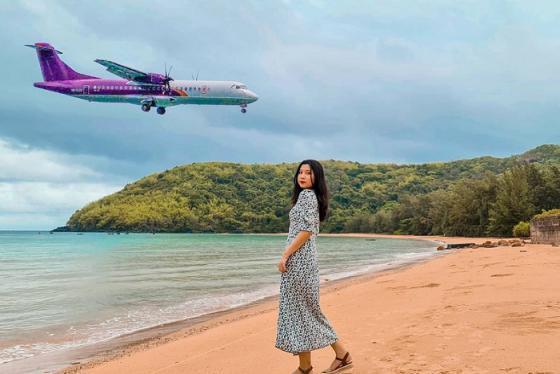 Những điểm đến ở Việt Nam đi máy bay thuận tiện hơn so với các phương tiện khác
