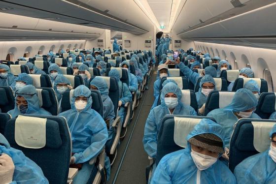 Cập nhật mới nhất từ A – Z thủ tục xin hồi hương về Việt Nam giữa đại dịch
