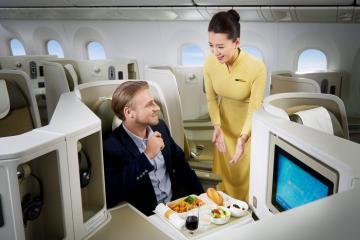 Tìm hiểu nhanh về các hạng vé máy bay của Vietnam Airlines