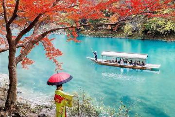 Đi Nhật Bản nên đi hãng hàng không nào?