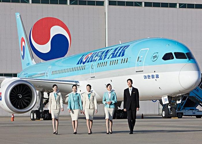 Tìm hiểu về hãng hàng không Korean Air và các quy định không phải ai cũng biết