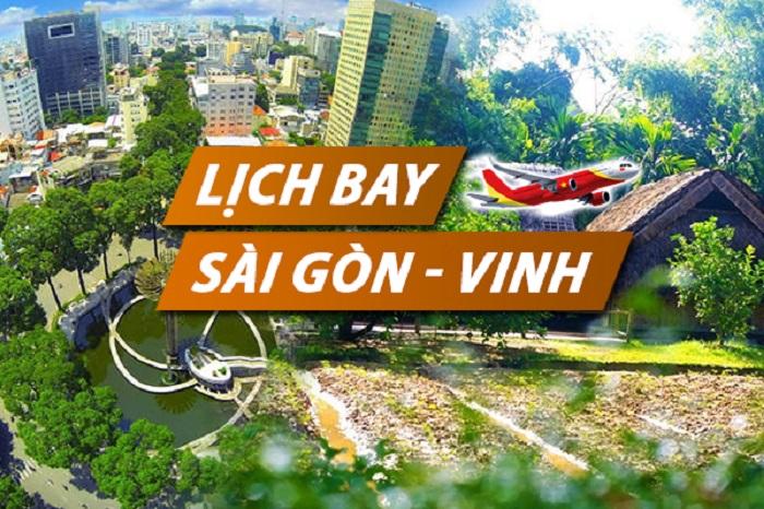 Bạn đừng vội bỏ qua thông tin chi tiết về giá vé máy bay Sài Gòn Vinh
