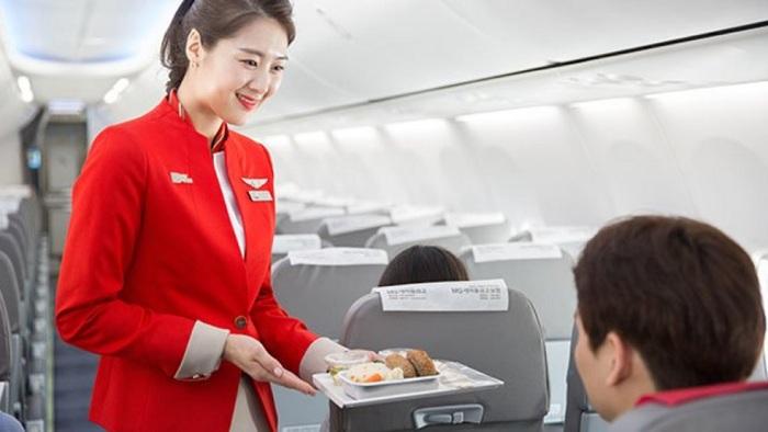 Review các hãng hàng không đi Hàn Quốc: T'way