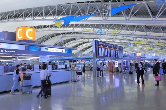 Top 10 sân bay tốt nhất thế giới năm 2021: Kansai