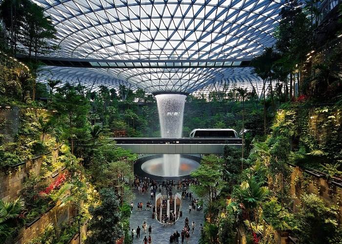 Top 10 sân bay tốt nhất thế giới năm 2021