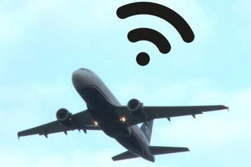 Lưu ý khi sử dụng wifi trên chuyến bay du khách cần nhớ