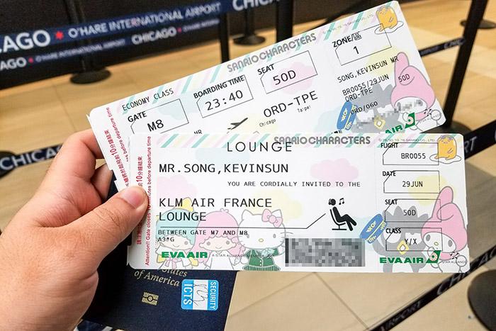 vé máy bay hãng hàng không Eva Air